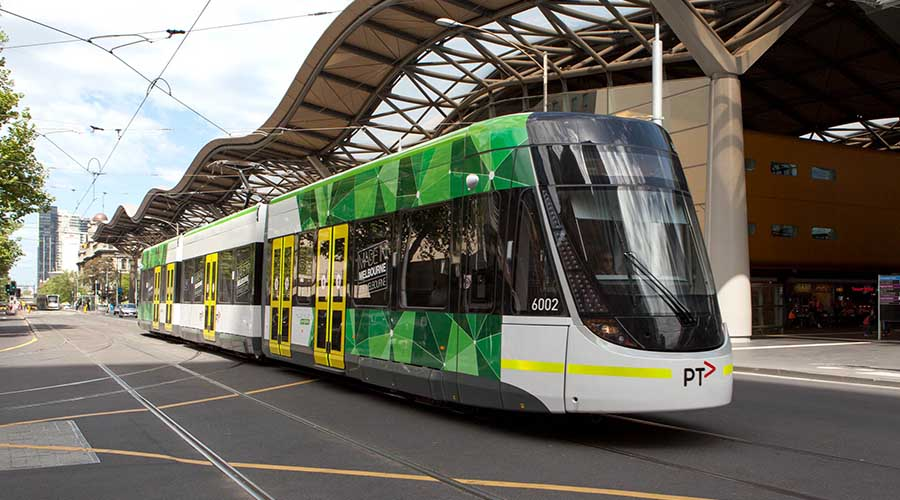 Yarra Trams Contract Extended to 2024