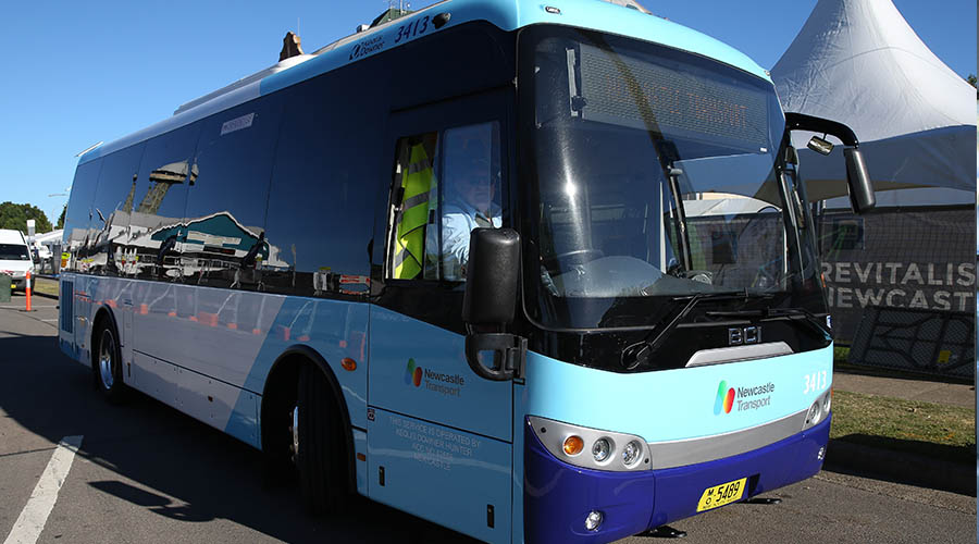 Newcastle Transport Launches On Demand