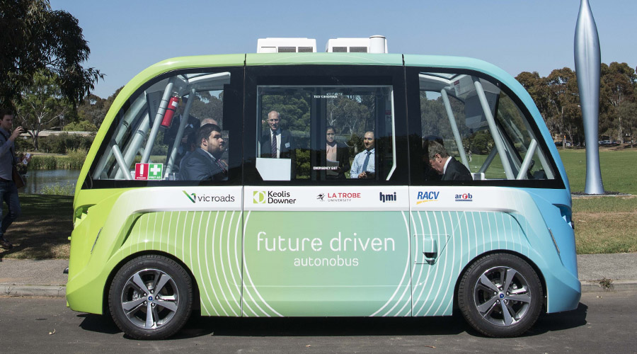 Be Part Of The Autonomous Transport Future