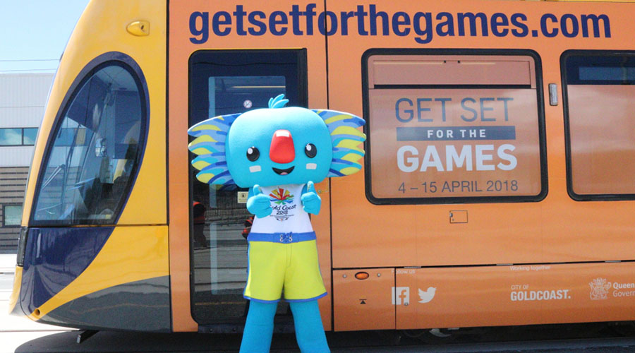 Gold Coast light rail: a star performer of the Commonwealth Games transport plan
