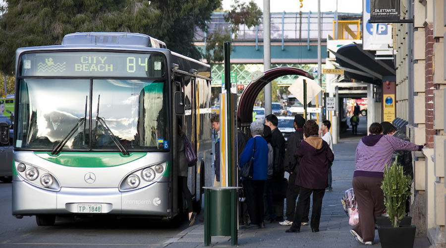 Keolis Downer achieves record passenger satisfaction results in WA