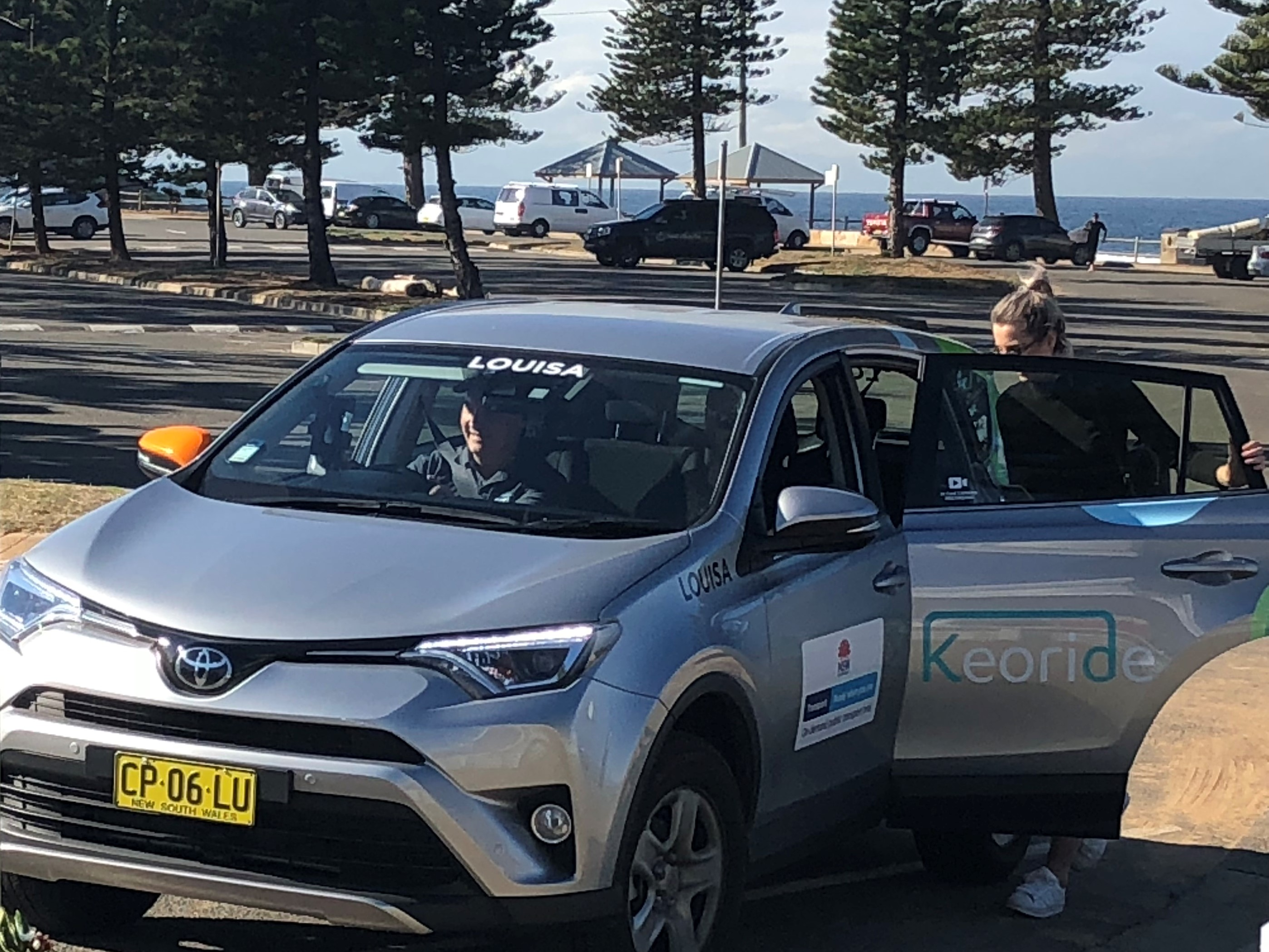 The popular Keoride On demand service in the Northern Beaches is extended until June 2020