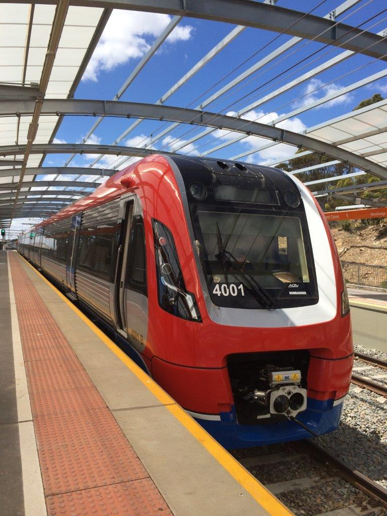 Passenger focus the key for new operator for Adelaide Metro Rail  services