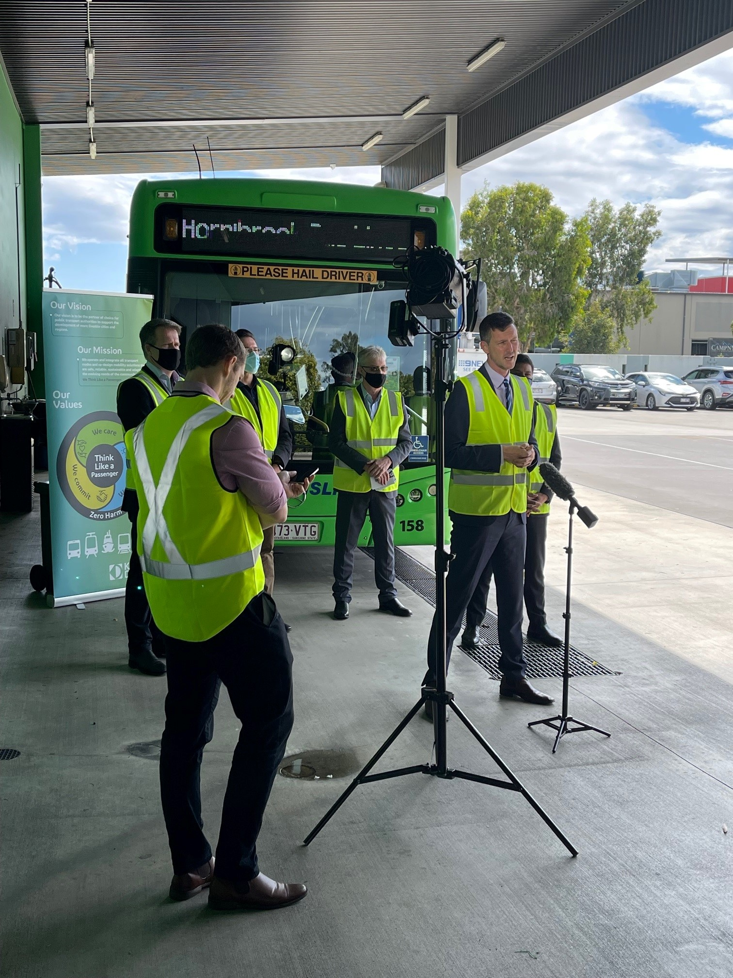 QLD-built electric buses to boost jobs from Burleigh to North Lakes